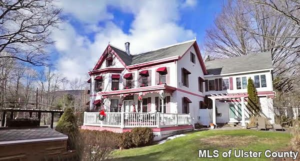 66 Rock City Road, Woodstock, New York 12498