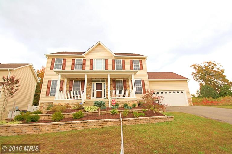 9913 Holland Meadows Ct, Fredericksburg, VA 22408