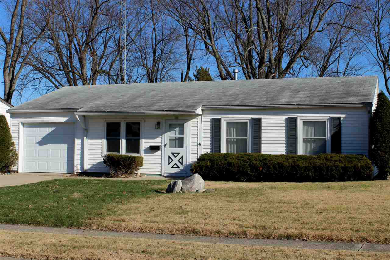 816 S South St, Brookston, IN 47923
