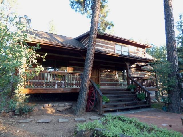 3561 N Whispering Pines Rd, Pine, AZ 85544