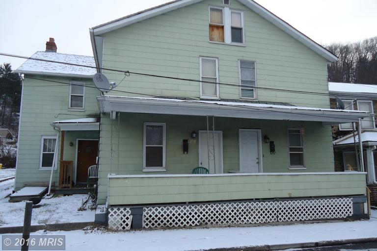 236 MAIN St, Westernport, MD 21562