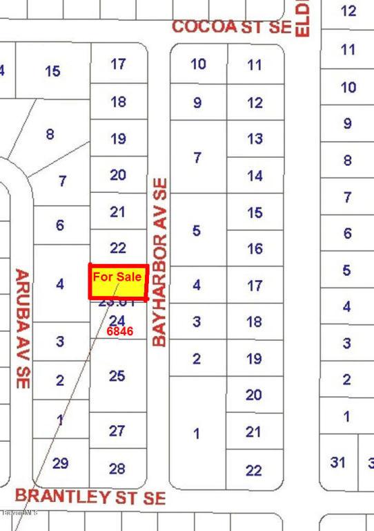 854 SE Bayharbor Ave, Palm Bay, FL 32909