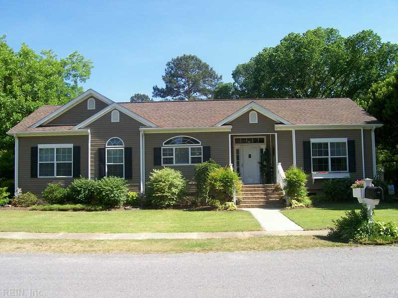 18278 Virginia Ave, Southampton County, VA 23827