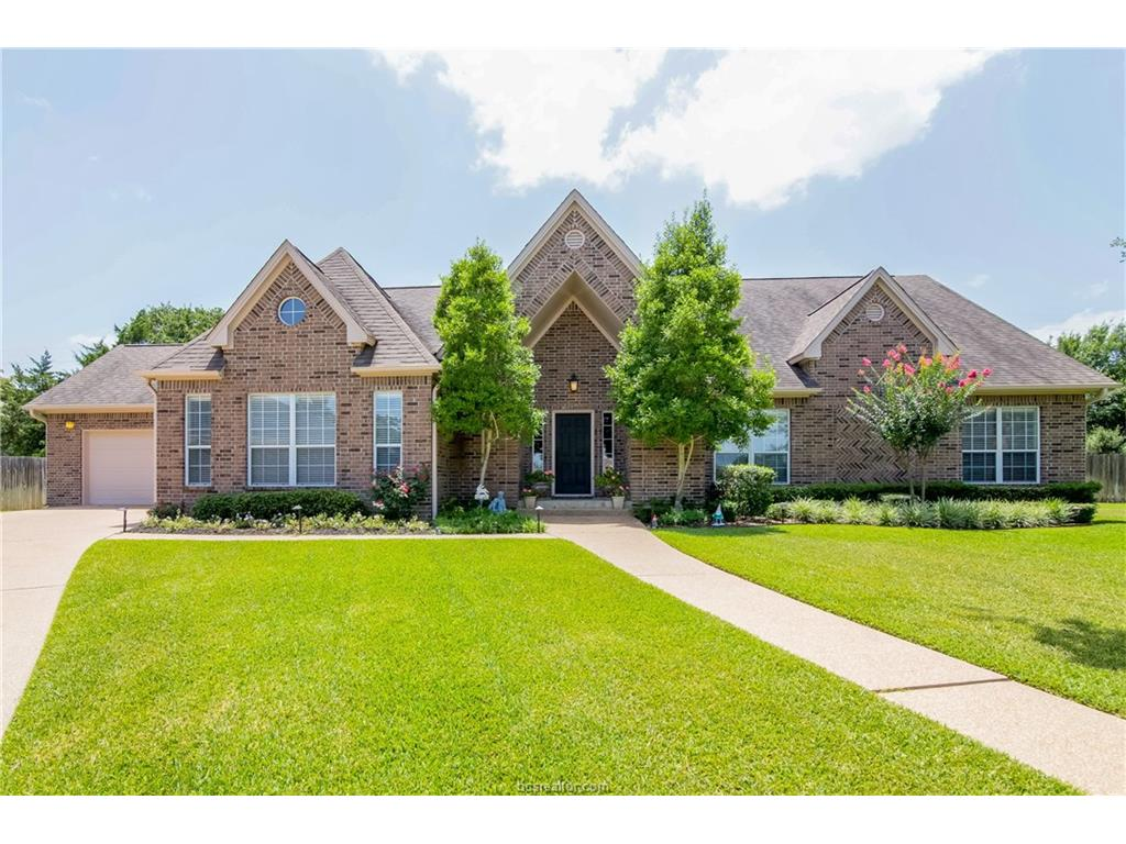 3705 WILLIAMS TRACE Dr, Bryan, TX 77808