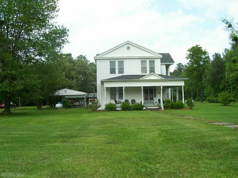 15333 Whitehead Rd, Southampton County, VA 23828