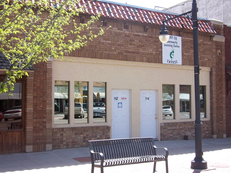 112 & 114 S. Main, Cimarron, Kansas 67835