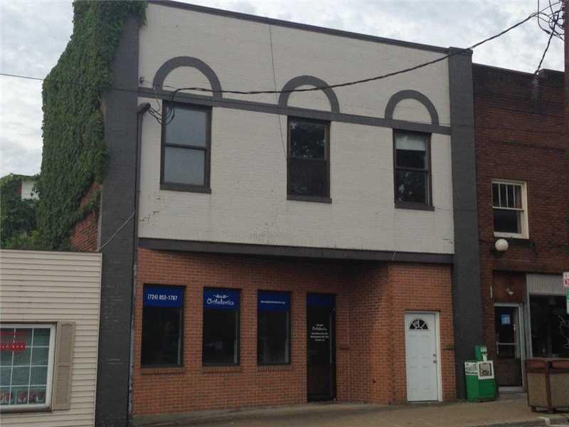 120 &  124 W High St St, Waynesburg, PA 15370