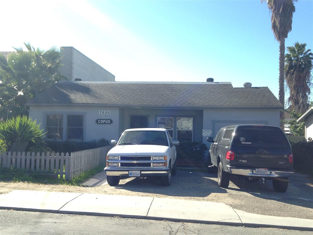 7623 North, Lemon Grove, CA 91945