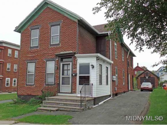 309 Bacon Street, Utica, NY 13501