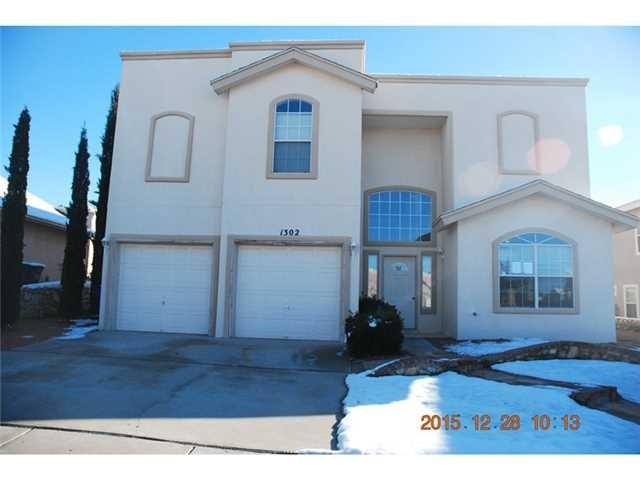 1302 ROSA GUERRERO, El Paso, TX 79936