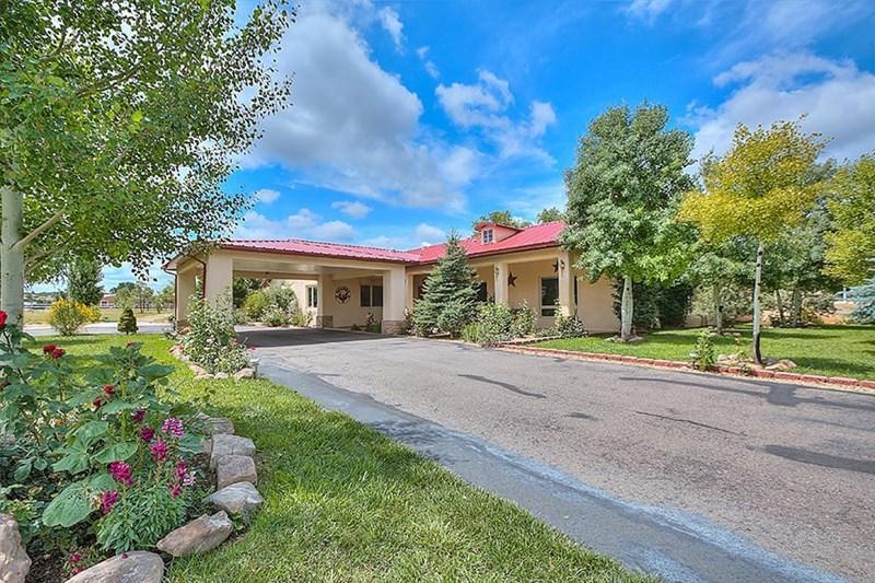 10 Vallecitos Drive, Tijeras, NM 87059