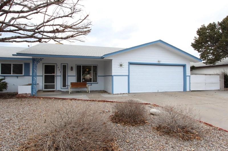 1625 CHELWOOD PARK Boulevard N, Albuquerque, NM 87112