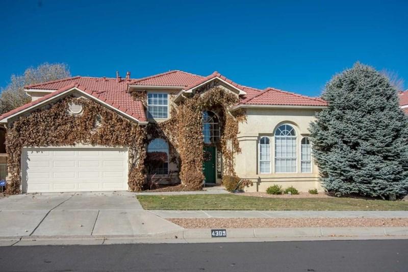4309 RANCHO BONITO Drive NW, Albuquerque, NM 87120