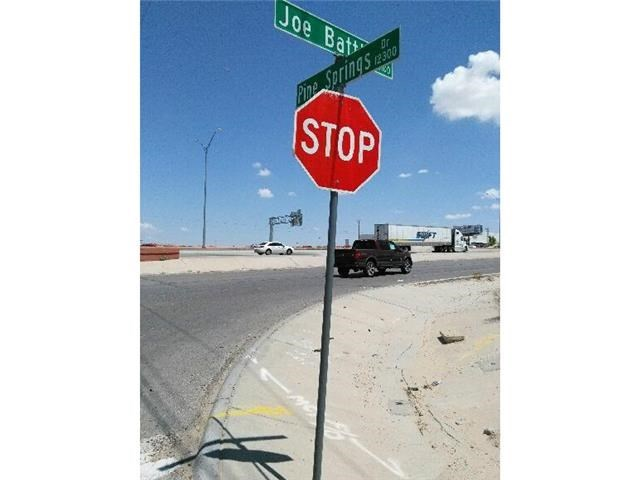 12369 PINE SPRINGS Drive, El Paso, TX 79928