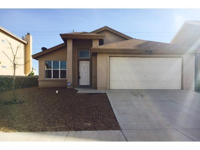 14308 FIREWOOD Drive, El Paso, TX 79938