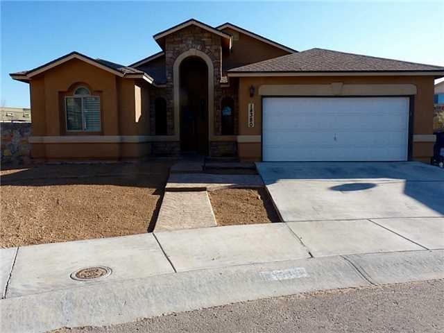 14380 APACHE POINT Drive, El Paso, TX 79938