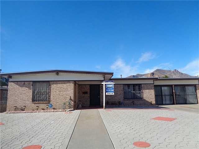 10021 FOOTHILL Drive, El Paso, TX 79924