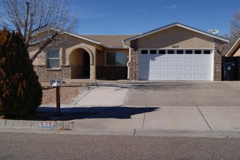 5917 Open Sky Drive NW, Albuquerque, NM 87120