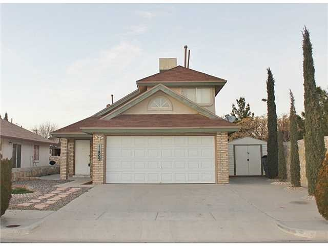 11809 COOL BROOK Drive, El Paso, TX 79936