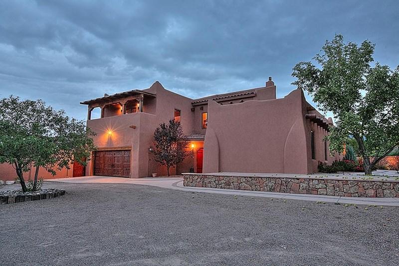 3 Calle Del Arroyo, Placitas, New Mexico 87043