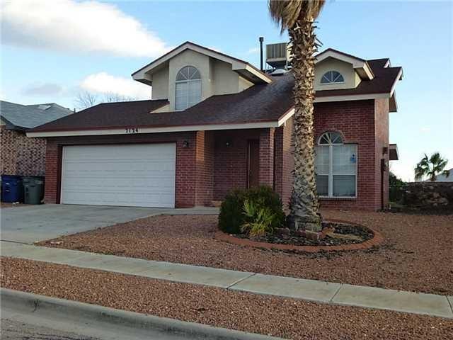 7116 TIERRA TAOS Drive, El Paso, TX 79912