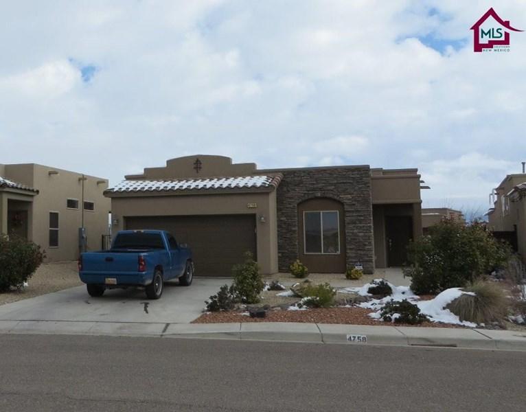 4758 RADIANT CT, Las Cruces, NM 88011