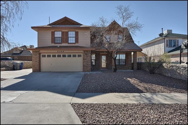 8509 SARATOGA Drive, El Paso, TX 79912