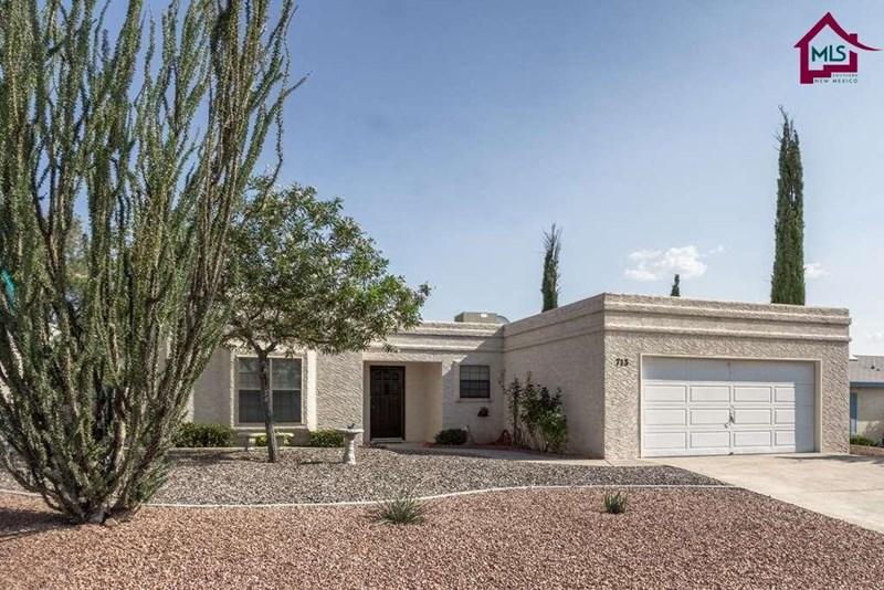 713 HOMESTEAD CIRCLE, Las Cruces, NM 88011