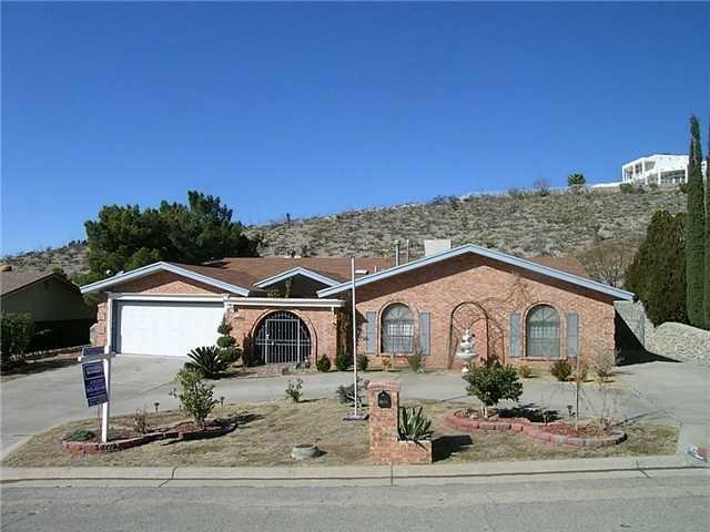 5673 OAK CLIFF Drive, El Paso, TX 79912