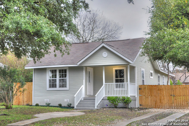 1023 Rosewood Ave, San Antonio, TX 78201