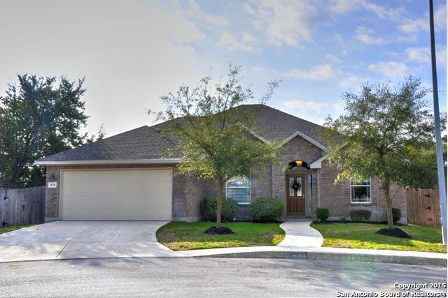 3634 Globe Willow, San Antonio, TX 78261