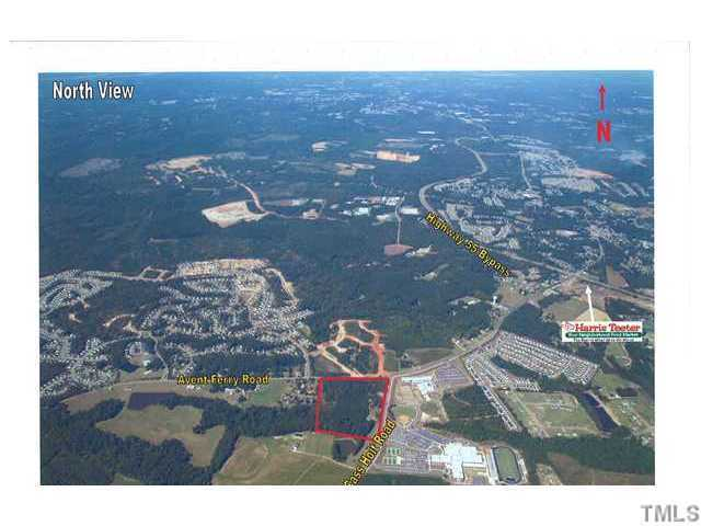 1601 Avent Ferry Road, Holly Springs, NC 27540