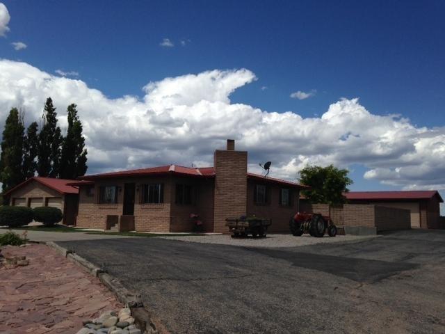 125 Poor Farm Road, Thoreau, NM 87323