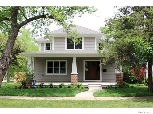 628 Walnut Avenue, Royal Oak, MI 48073