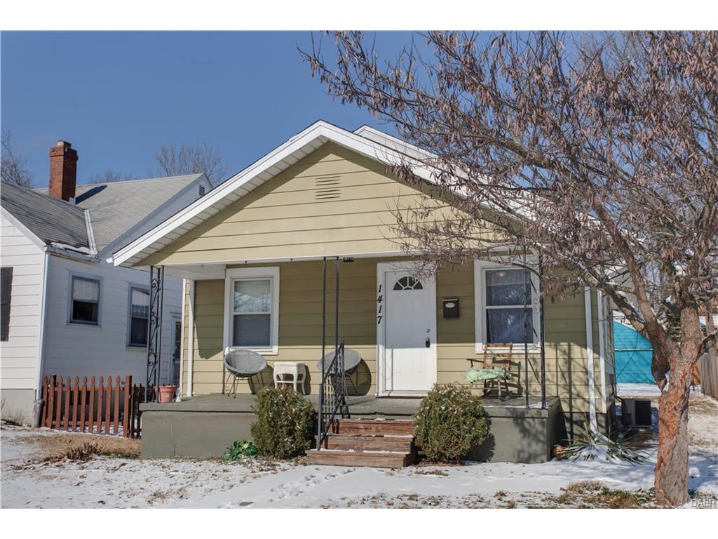 1417 Melrose Ave, Kettering, OH 45409