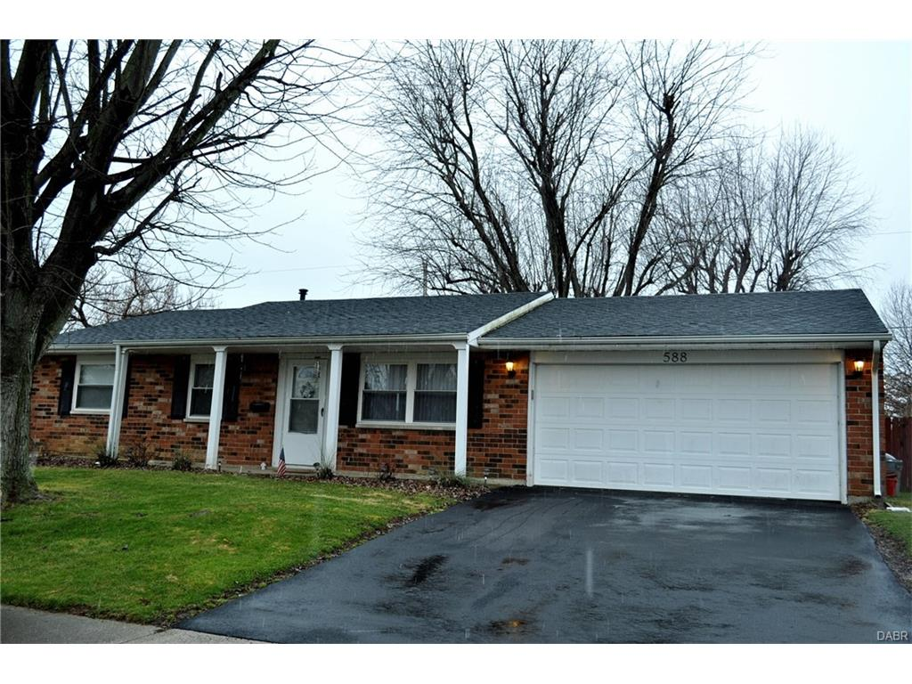 588 Wisconsin Dr, Xenia, OH 45385
