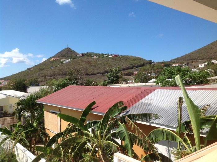 Cayhill, Dutch St. Maarten, MAF