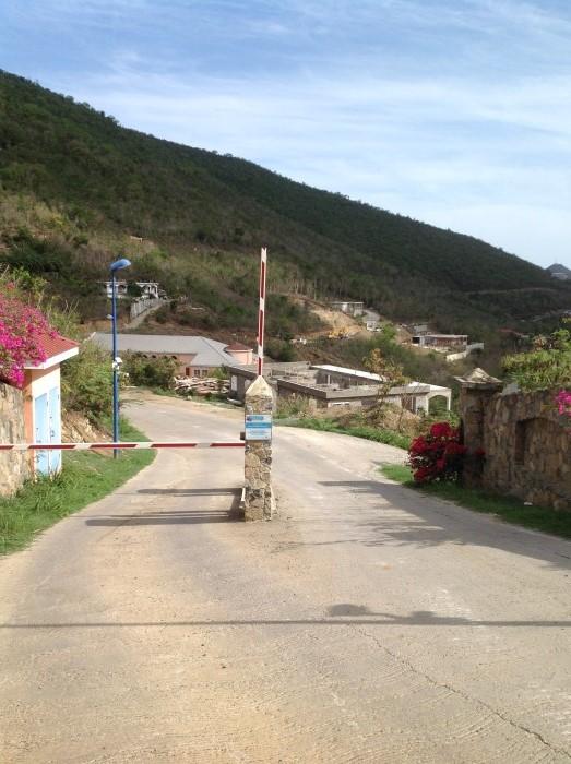Valley Estate, Dutch St. Maarten, MAF