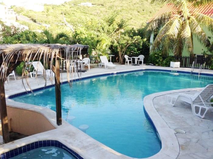 Upper Princes Quarter, Dutch St. Maarten, MAF