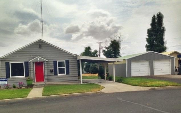 408 S Jackson, Ritzville, Washington 99169
