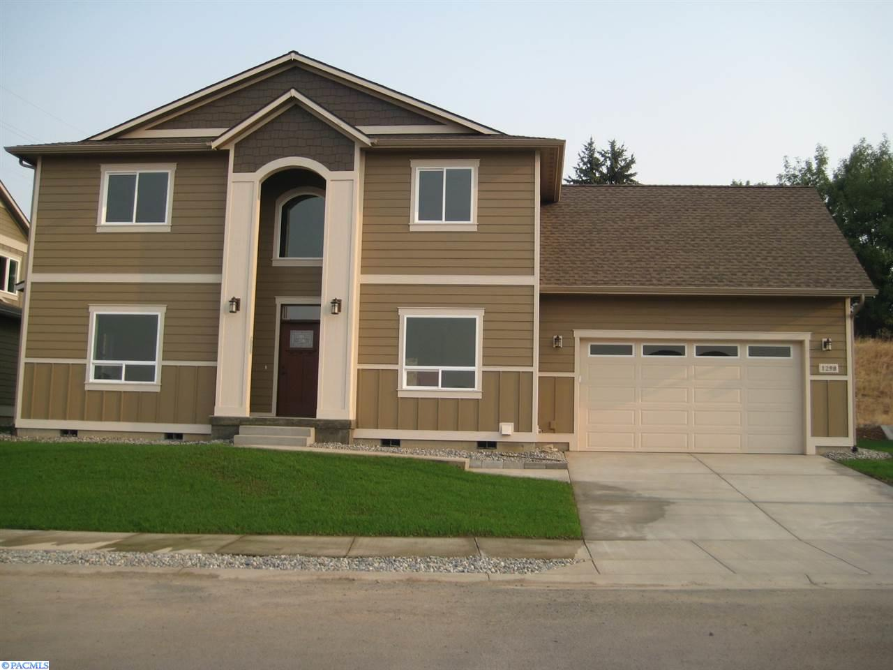 1298 Sw Hannah Street, Pullman, Washington 99163
