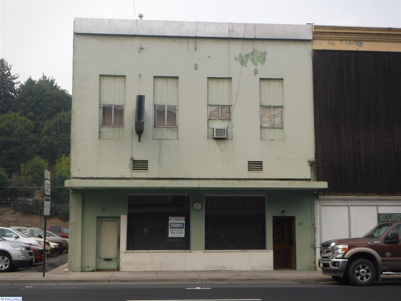 115 N Main St, Colfax, Washington 99111