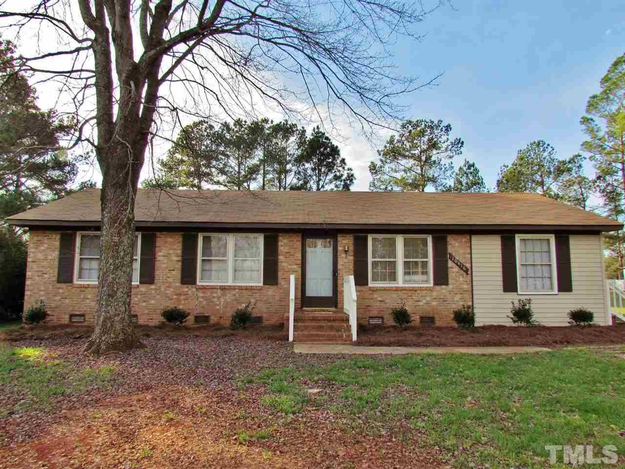 10416 Selma Road, Middlesex, NC 27557