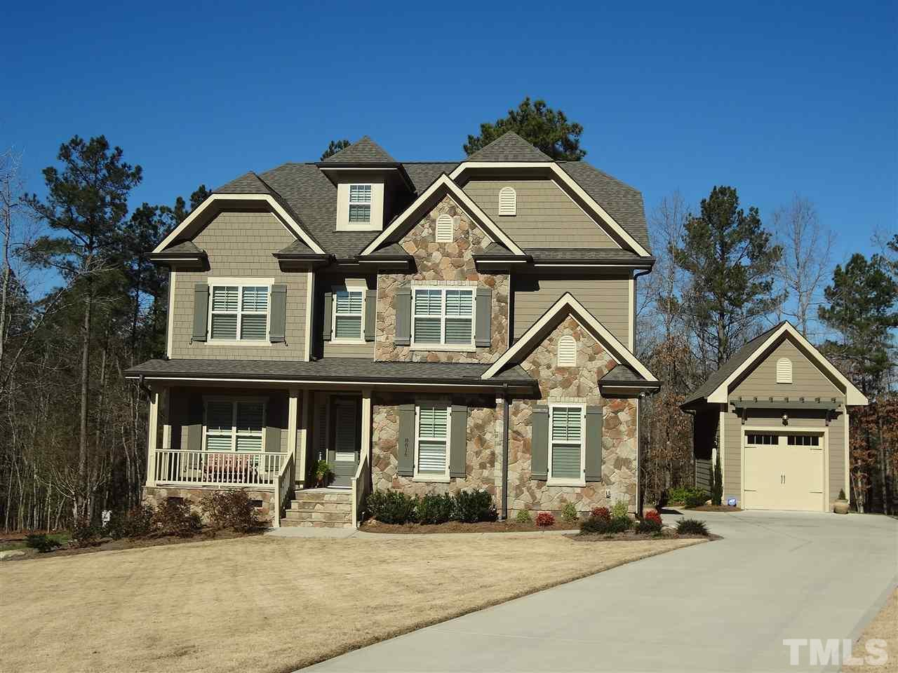 8816 Wormsloe Drive, Knightdale, NC 27545