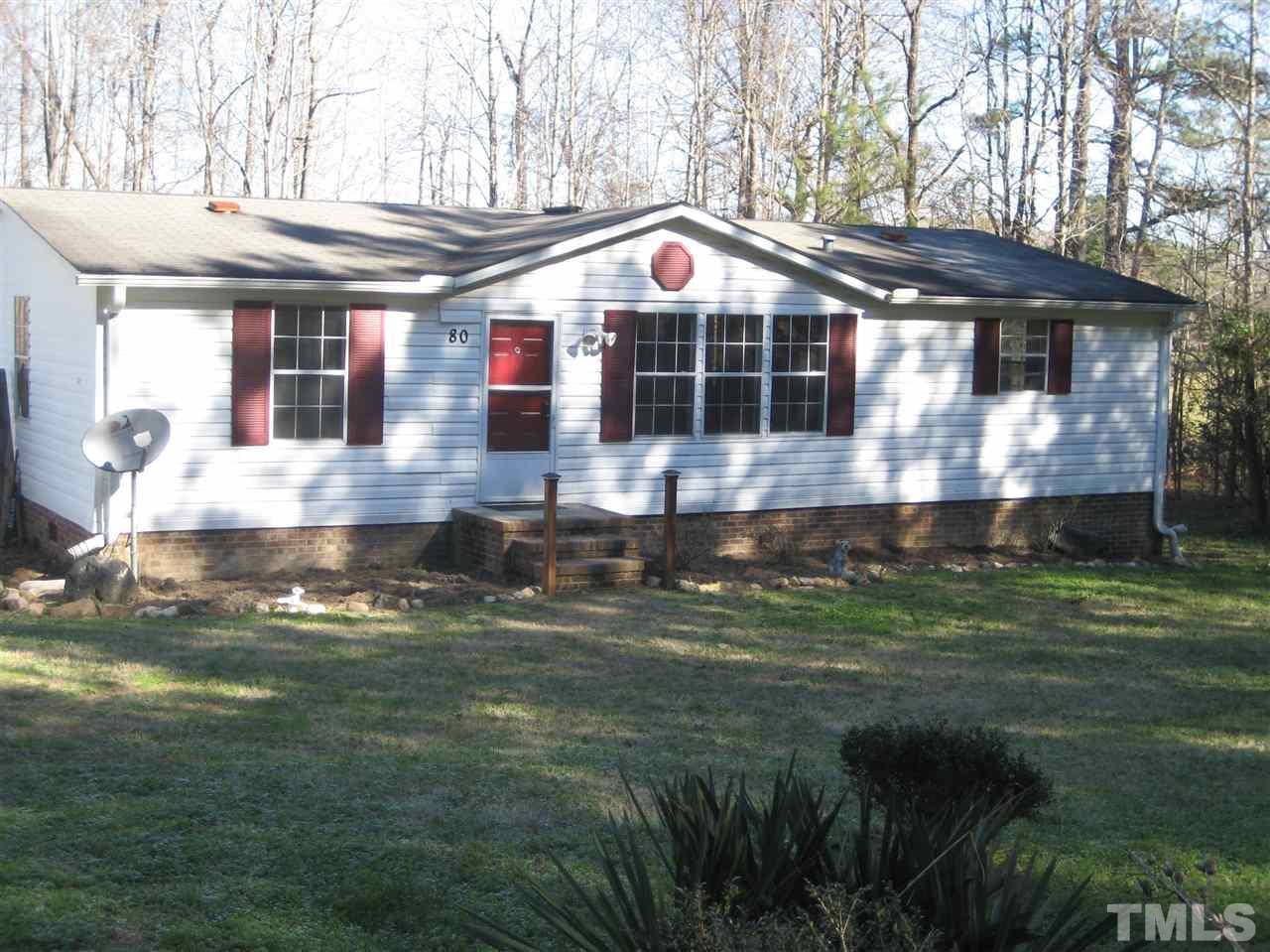 80 Harley Hill Road, Pittsboro, NC 27312