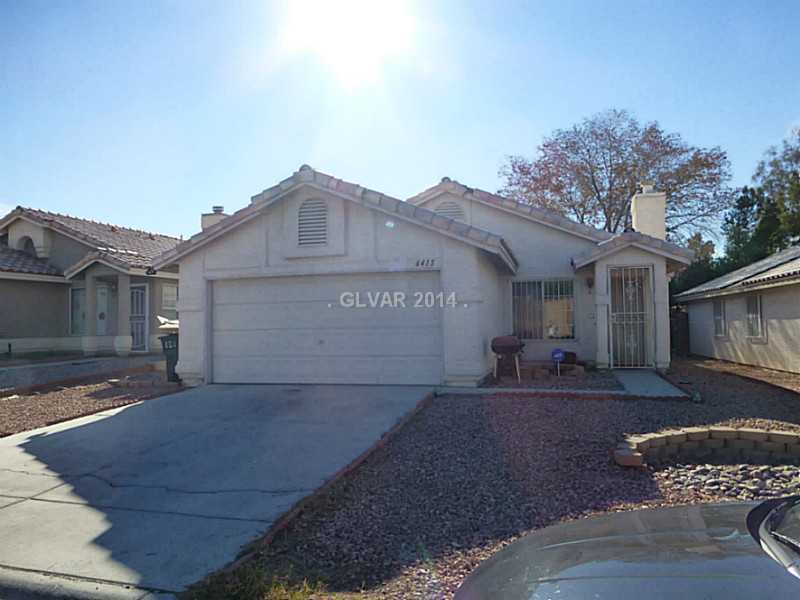 6415 GOLD CANYON DR, Las Vegas, NV 89156