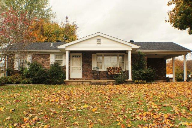 289 Old Bardstown Rd, Park City, KY 42160