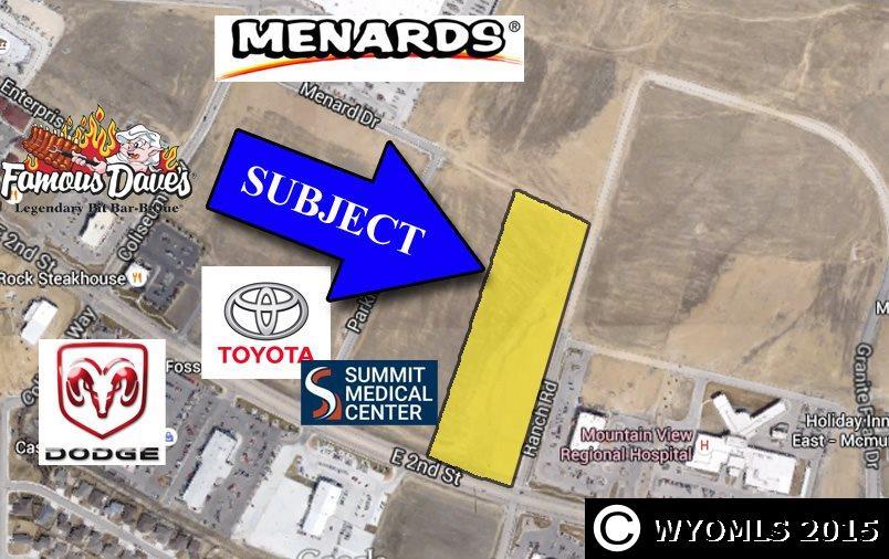 Lot 3 McMurry Business Park #6, Casper, WY 82609