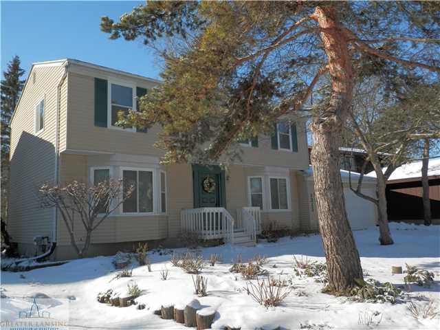 1313 S CHARTWELL CARRIAGEWAY, East Lansing, MI 48823