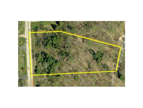 Crevice Rd Lot 4, Casco, WI 54205